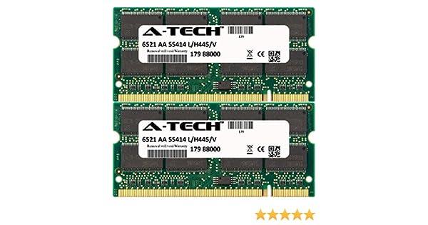 2GB KIT 2 x 1GB Toshiba Satellite M35-S3591 M35-S3592 M35-S456 Ram Memory