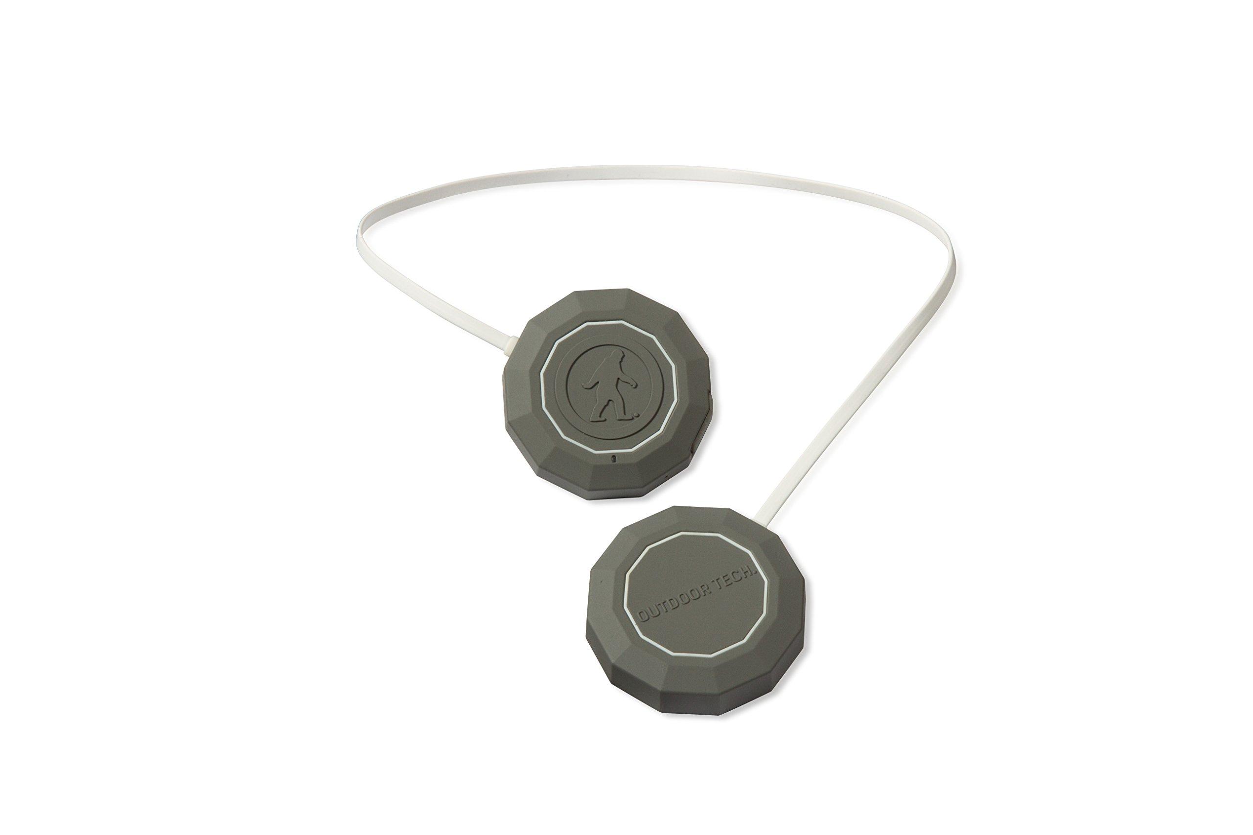Outdoor Tech Chips 2.0 Universal Wireless Bluetooth Helmet Audio + Walkie-Talkie (OT0052) by Outdoor Technology