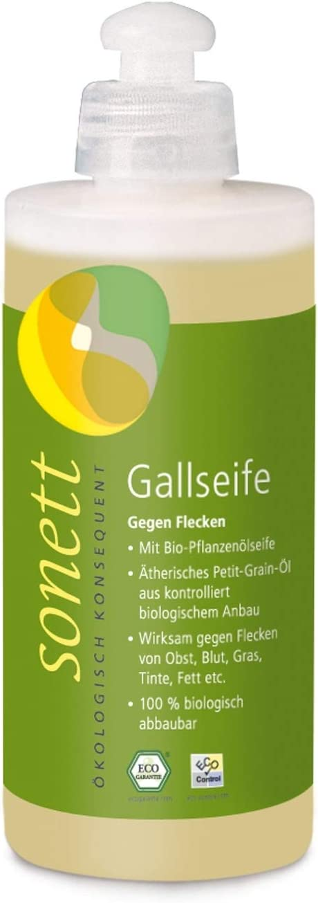 Soneto Gall Jabón: para eliminación de manchas versátil, con ...