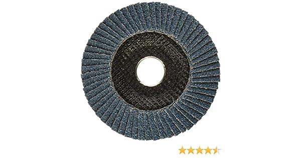 15 Units 8000 RPM 4 in Disc Dia Aluminum Oxide Non-Woven Finishing Disc