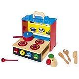 Legler 7575 - Küche Mobil, Haushaltsspielzeug