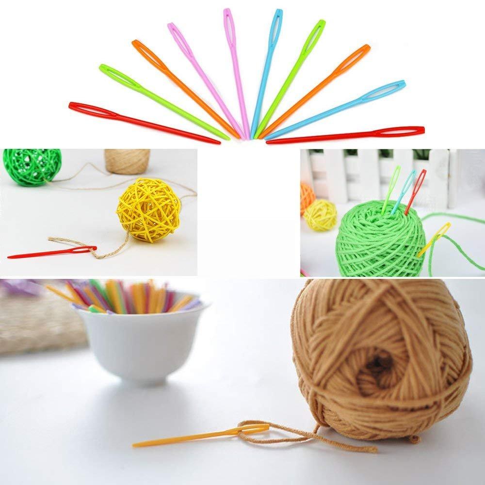 Amazon.com: Agujas de tapiz.: Arte, Manualidades y Costura