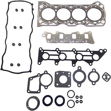 DNJ HG50 Head Gasket for 1986-1997 // Geo SOHC // L4 // 16V VIN 5 81cid // VIN 2 8V // 79cid Samurai Sidekick VIN 3 Suzuki//Metro VIN 9 Swift // 1.3L // DOHC