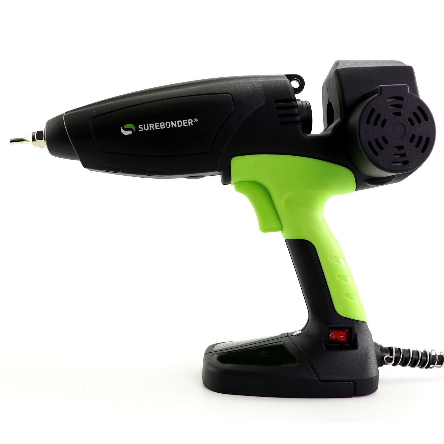 MGG-450 450 Watt Motorized Professional Heavy Duty Hot Glue Gun - Uses full size, 7/16'' glue sticks