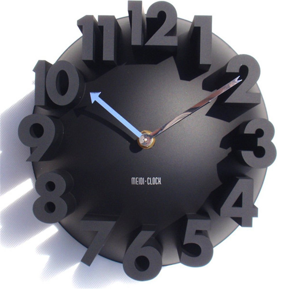 9 Best Coolest Wall Clocks Amazing Cool Weird Clocks Bestlyy 2020 Best Products Curated By Quality