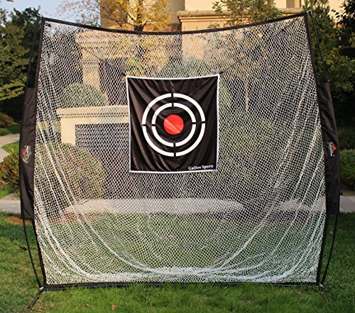 Dura Pro 20 D X 10 H X10 W Golf Cage Golf Net With