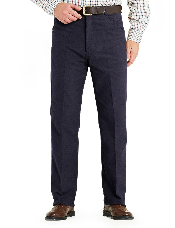 Chums Pantalones de Algodón Anterciopelada, para Hombre