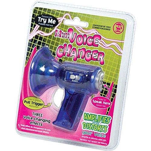Tobar cambiador de voz miniatura Tobar Ltd 09498