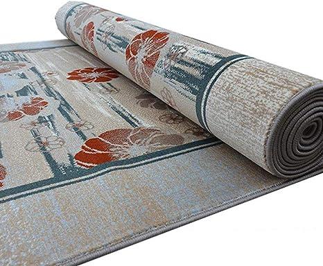 CAI Alfombra de casa-alfombra-10Mm de Espesor Algodón de urdimbre ...