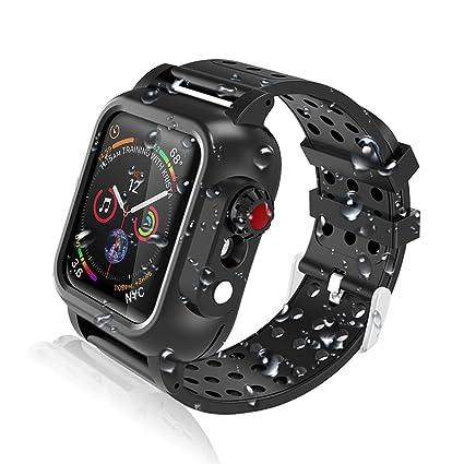 Amazon.com: Funda para Apple Watch Serie 4 de 1.732 in con ...