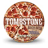 Tombstone, Brick Oven, Sausage & Pepperoni, 17.0 oz. (12 count)