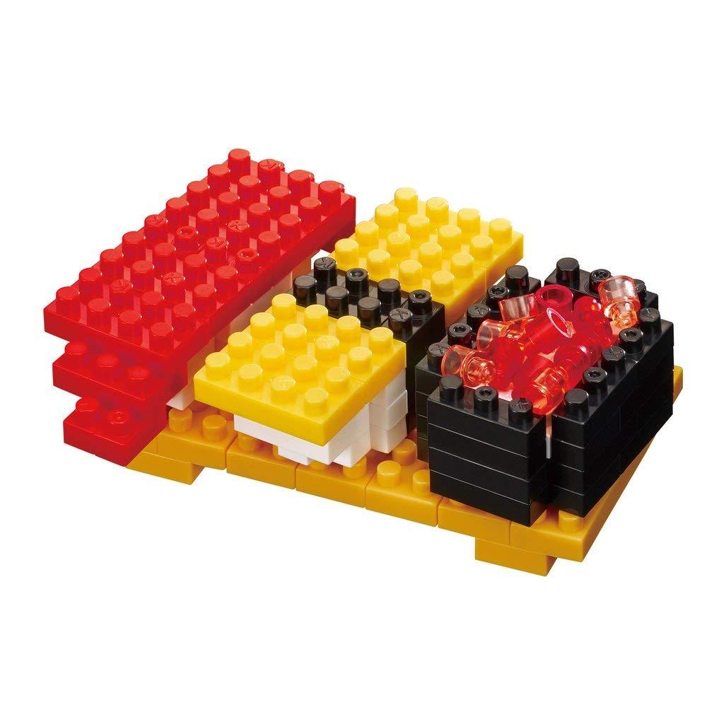 Nanoblock Sushi Building Kit