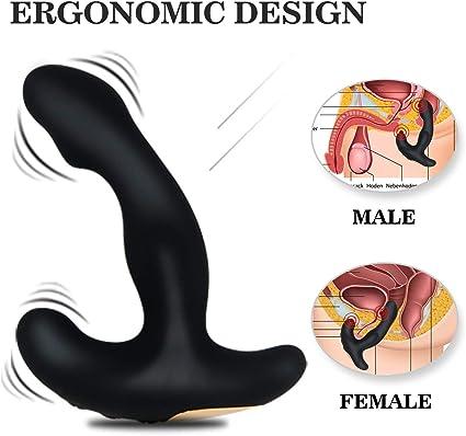 dificultad para colocar el masajeador de próstata