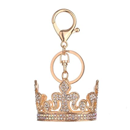 Amazon.com: Crown Key Chain for Women Girls, Clearance Sale ...