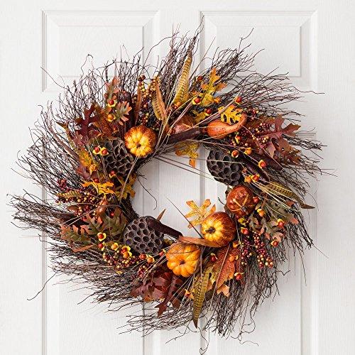 Sunflower Wreaths For Fall Webnuggetz Com