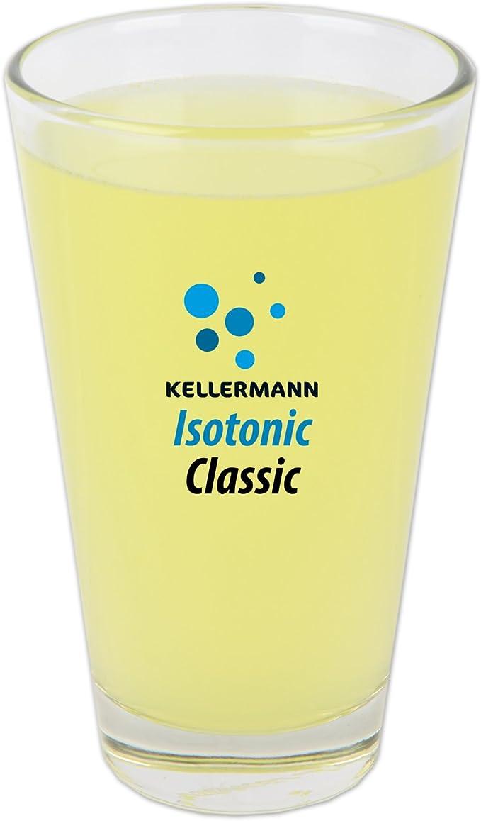 Bebida isotónica en polvo KELLERMANN® ISOTONIC CLASSIC.Para los deportes outdoor. Sabor CITRÓN 500 g