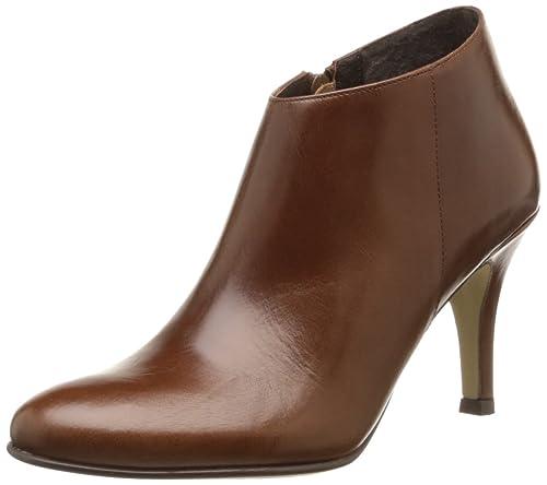 Jonak 10713 - Botines tacón, talla: 41, color: marrón - Marron (