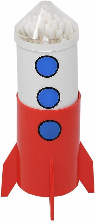 Rocket Forma Pop-up Torunda de algodón torunda de soporte ...