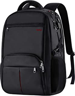 1cb6bf3300ee Amazon.com  Tigernu Business Laptop Backpack