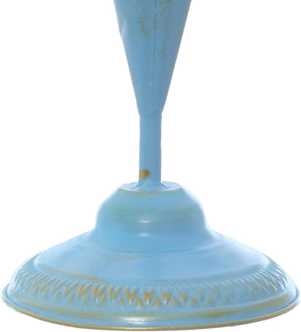 da 25,5X78 cm Portaombrelli a ombrello in latta