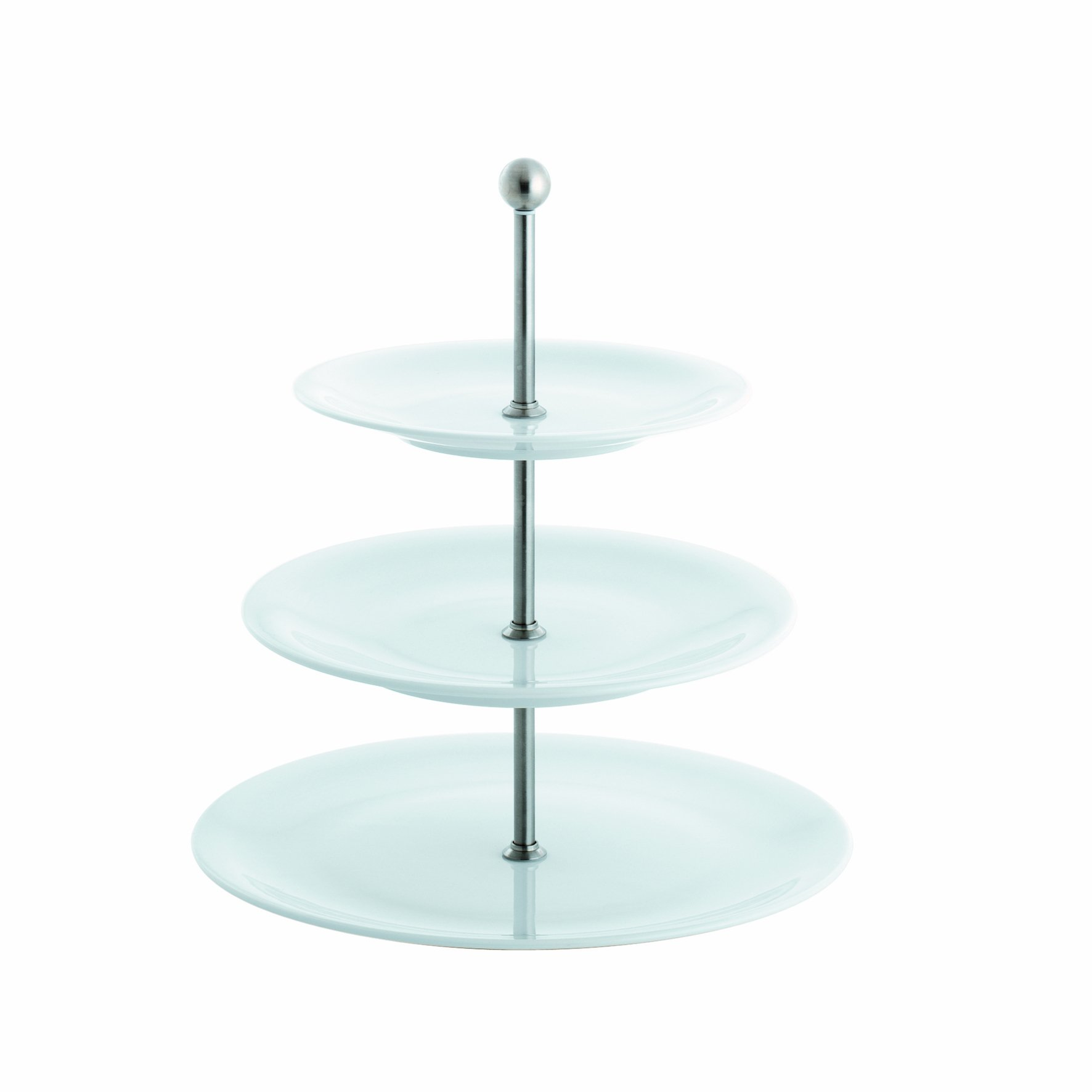 KAHLA Update Stand, 3-piece, White Color, 1 Piece