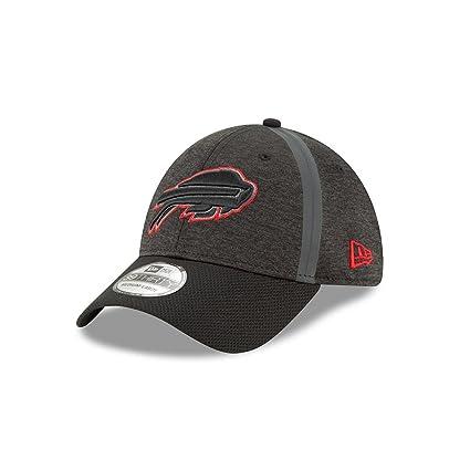 61705c83b69 Amazon.com   New Era Buffalo Bills Clubhouse 39Thity Stretch Fit Hat ...