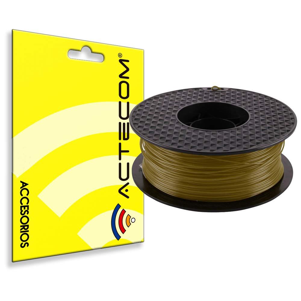 actecom® FILAMENTO PLA Impresora 3D Impresion Bobina 1,75MM 1KG ...