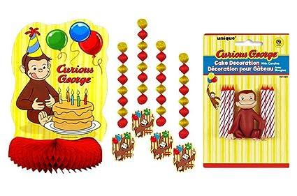 Amazon.com: Curious George Value Pack Bundle: 14