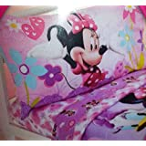 Minnie Mouse Bow-tique 2-piece Toddler Fitted Sheet Set