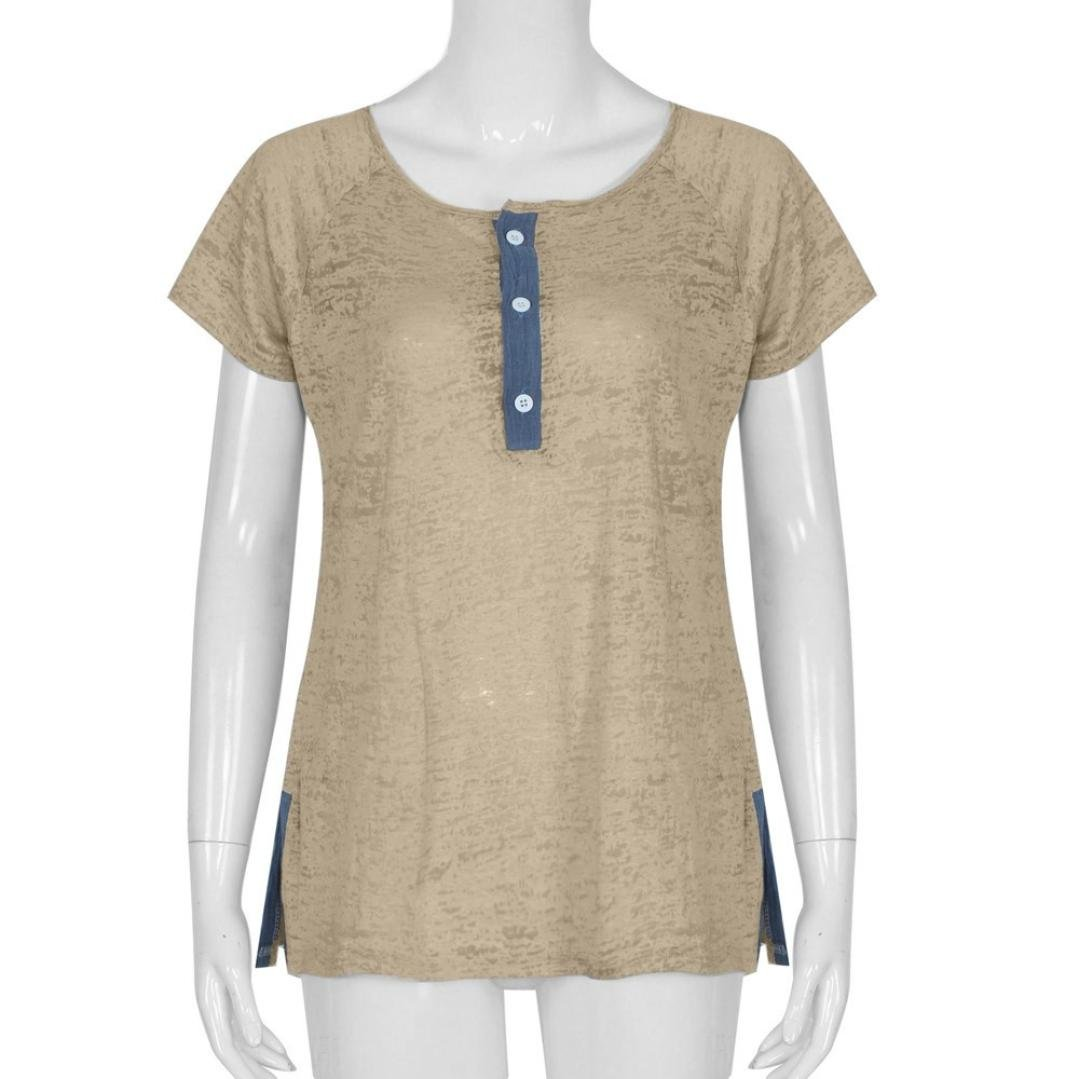 2bf48cec480487 VJGOAL Damen T-Shirt Tops
