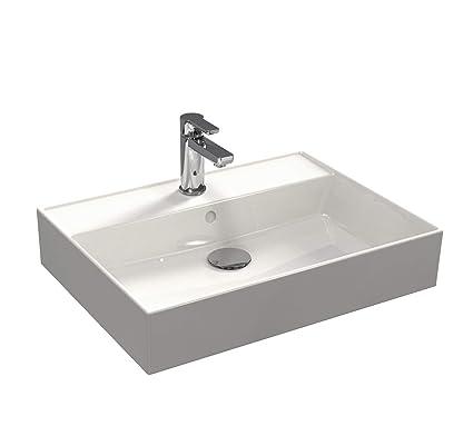 Waschbecken Amazon.Amazon De Aqua Bagno Waschbecken Modernes Loft Air