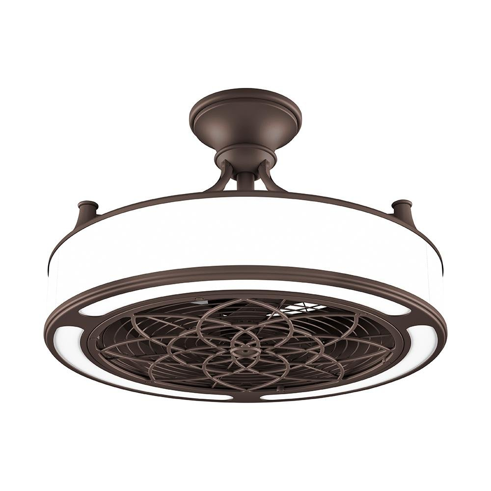 Anderson 22 in. Indoor/Outdoor Bronze ceiling fan with light by HomeDecoratorsCollection