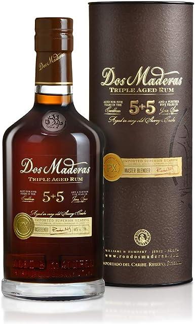 Dos Maderas PX 5 + 5 Rum (1 x 0,7 l)