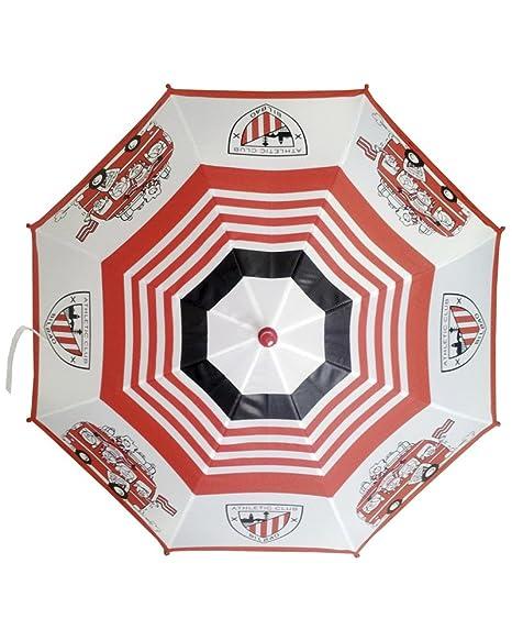 Athletic Club Bilbao AG-21-AC Paraguas clásico  Amazon.es  Equipaje cd39d986a8ead