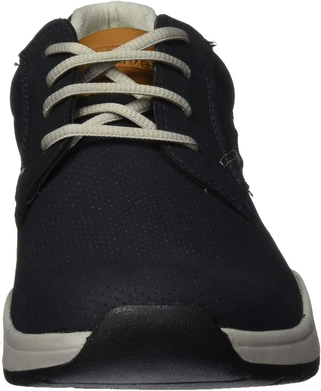 camel active Herren Sunlight Sneaker Blau Midnight 04