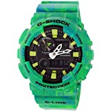 Casio G-Shock NEW! GAX-100MB-3A G-Lide Green Watch