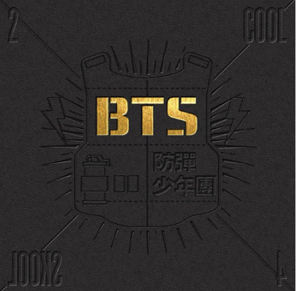 CD : BTS - 2 Cool 4 Skool (CD)