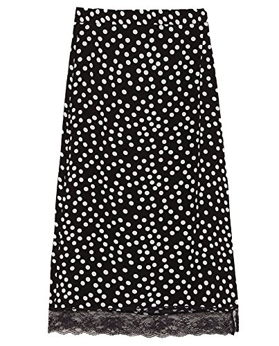 Zara Donna Gonna midi lingerie 3067/182