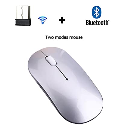 Amazon com: Wireless Mouse for Windows USB 2 4G Wireless