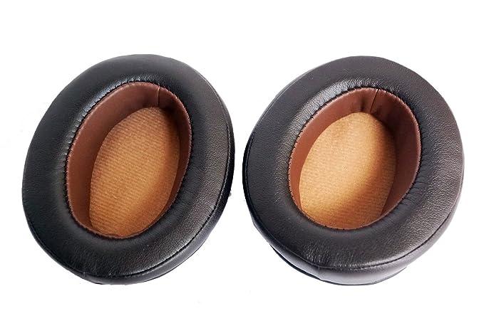 Ear Pad almohadillas cojín de piel de piezas de reparación ...