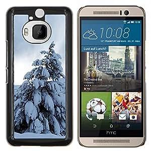 "For HTC One M9+ M9 Plus , S-type Sunset Beautiful Nature 117"" - Arte & diseño plástico duro Fundas Cover Cubre Hard Case Cover"
