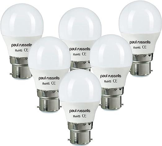 Lyfe Lumière DEL ampoules à baïonnette B22 6500K
