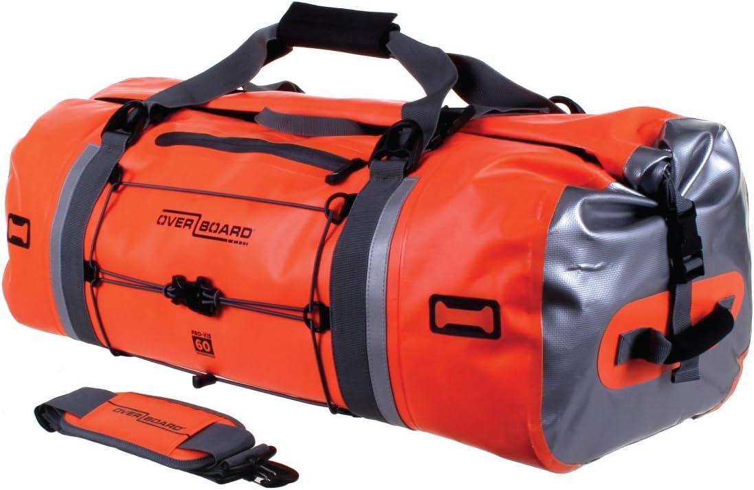Overboard Pro-Vis Waterproof Duffel - Protección Frente a Osos ...