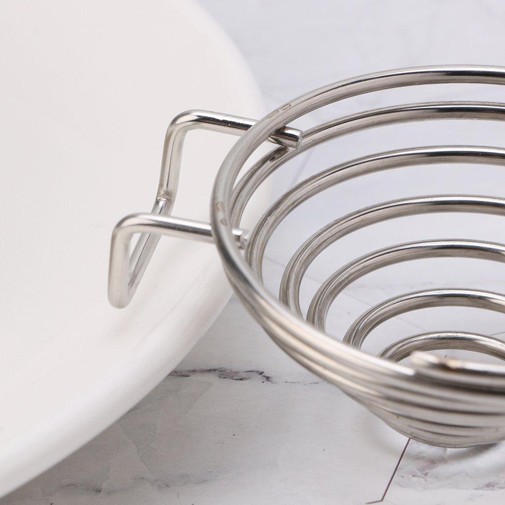 Lagand gadget da cucina in acciaio INOX bianco d uovo separatore tuorlo filtro setaccio strumento Hot