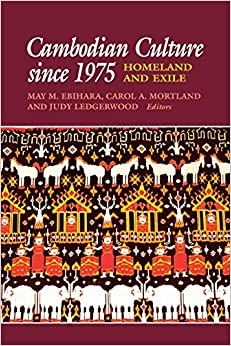 Book Cambodian Culture Since 1975: Homeland and Exile (Asia East by South)