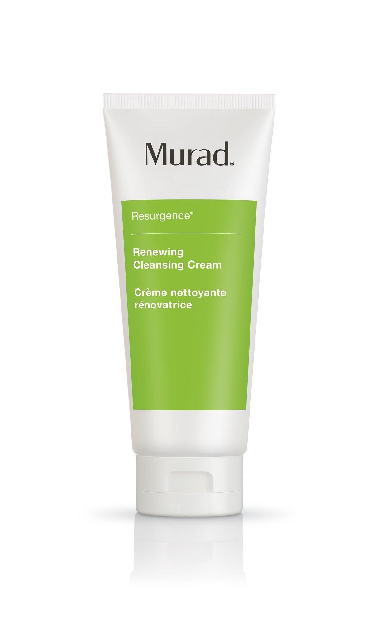 Murad Resurgence Renewing Cleansing Cream, 1: Cleanse/Tone, 6.75 fl oz (200 ml)