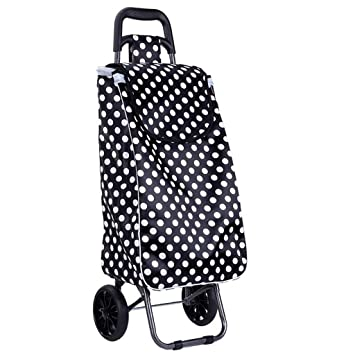 Carro del bolso de la carretilla, Carrito de compras, Supermercado para ancianos, Carrito