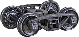 "product image for HO ASF 50-Ton Truck, 33"" C88 Ribbed Wheels (2)"