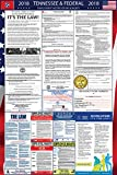 2018 Tennessee and Federal Labor Law Poster Laminated