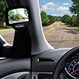 FH Group Blind Spot Mirror FH3031 Adjustable Rear View Mirror 270 degrees (Blind Spot 270 ° Magnetic)